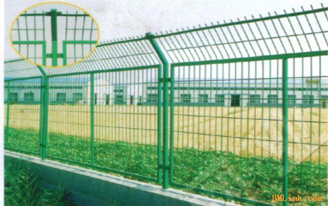 护栏网,浸塑护栏网