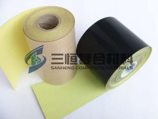 特氟龙耐高温黏胶带,铁氟龙玻纤胶布,纯特富隆薄膜胶带,封口机胶布