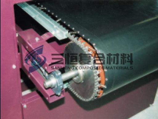 PTFE铁氟龙无接缝粘合机皮带,特氟龙无缝带,粘扑机输送带