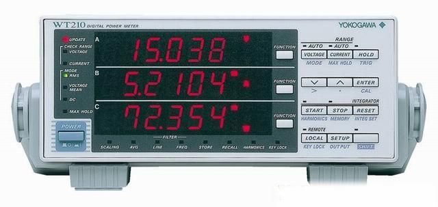 现金采购WT210、WT210、WT230数字功率表