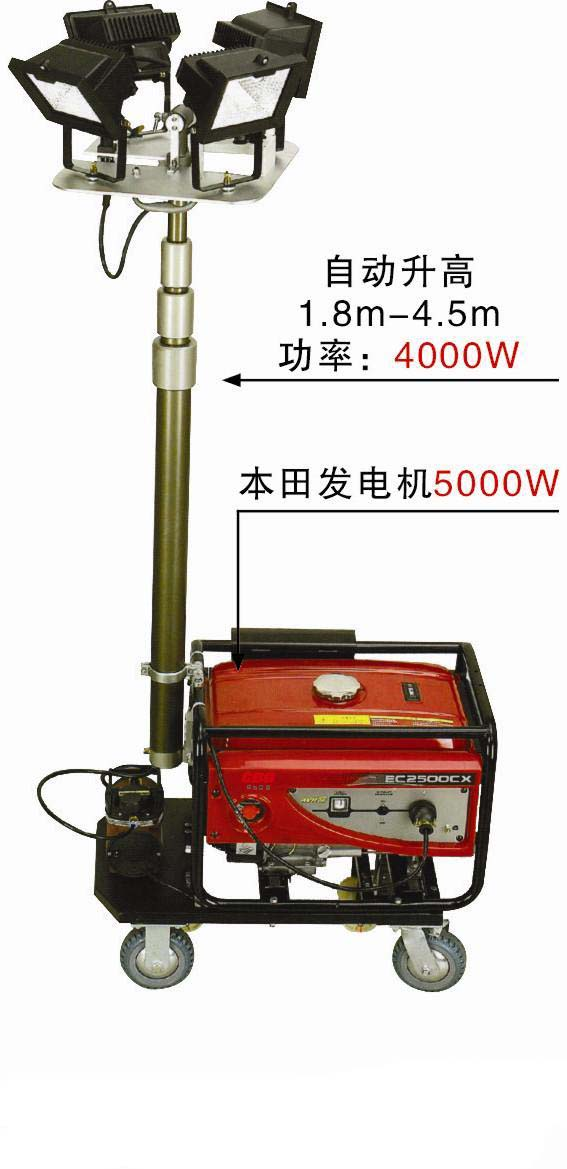 SFW6110 (B型)全方位自动泛光工作灯