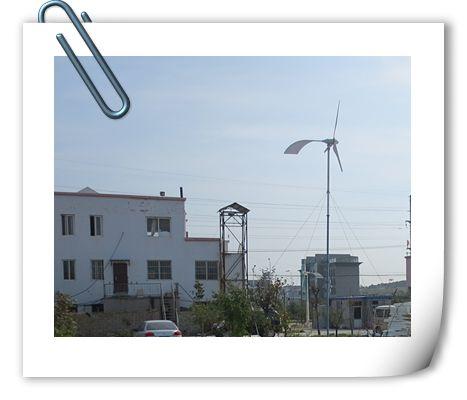 2kw家用风力发电机