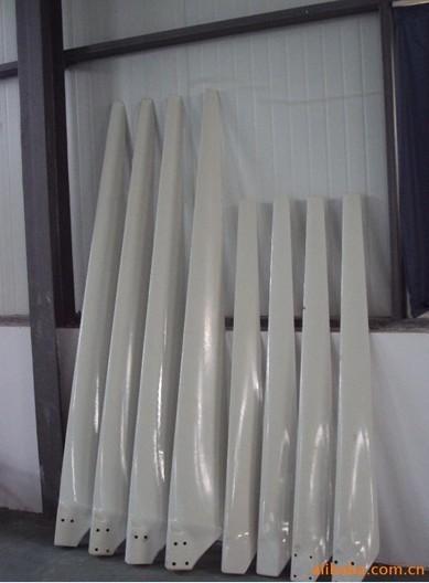 供应高品质玻璃钢风力发电机叶片