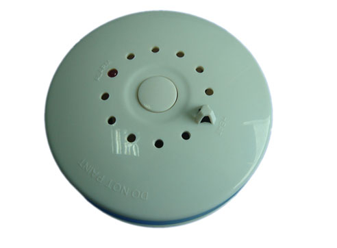烟感报警器,温度报警器烟温复合联动报警器