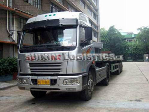 广州海关监管车运输,广州吨车/拖车/厢式货车运输公司