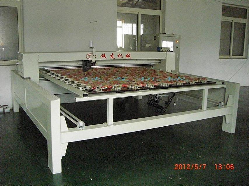 DF-1全移动电脑机 沈阳铁友机械厂