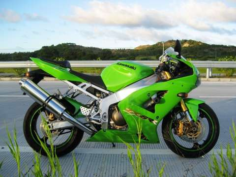 川崎ZX-6R摩托车跑车出售最新价格