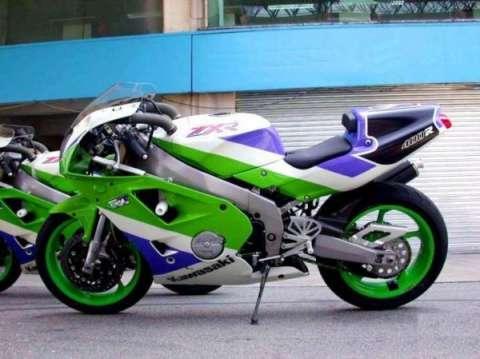 川崎ZXR400摩托车全新报价出售