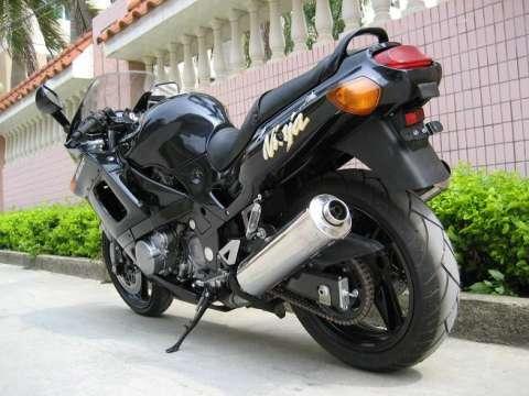 川崎ZZR400摩托车跑车报价出售