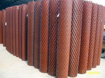 钢板网-菱形网