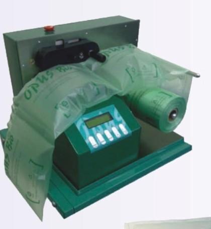 供应缓冲气垫机|桌上型充气机|气泡袋|上海明松包装