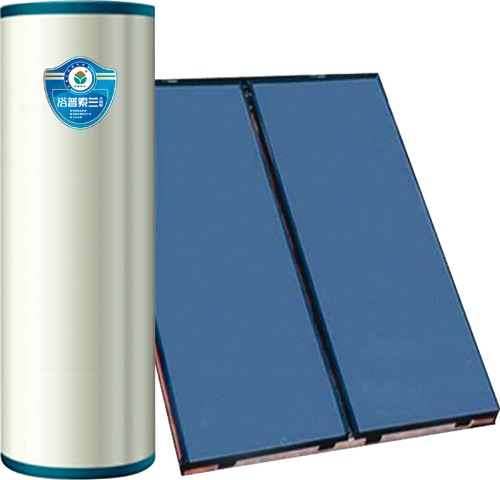 分体式太阳能热水器的优缺点和原理
