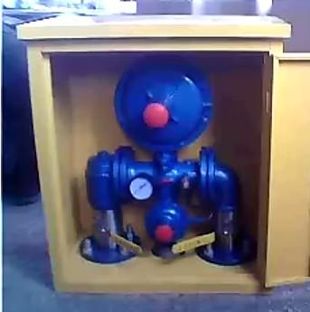 厂家生产RTZ-31/40Q切断式燃气调压箱RTZ-31/1调压