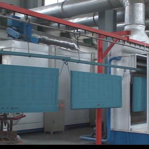 粉末回收装置|粉末回收装置厂家|海源涂装设备厂