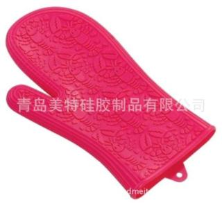 供应硅胶隔热手套