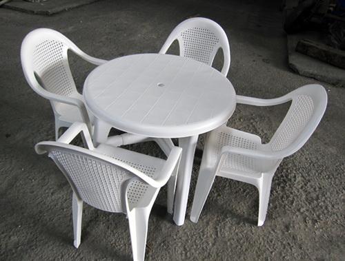 塑料桌椅/大排档/沙滩休闲桌椅