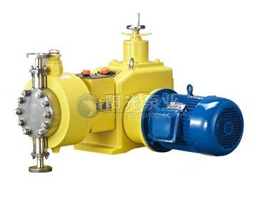 JYD系列液压隔膜式计量泵-上海阳光泵业制造有限公司