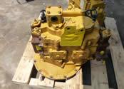 鸿达建工HDE60挖掘机曲轴-缸体