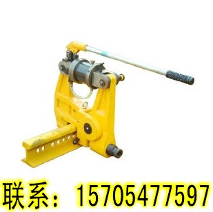 行业金牌质量保证畅销YGI-500液压钢轨挤孔机价廉
