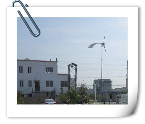 供应3000w家用风力发电机