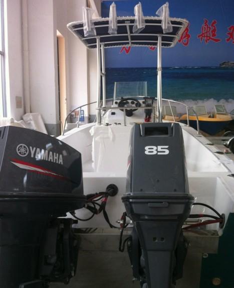 中国江苏常州万豪游艇、海钓艇、698专业钓鱼艇