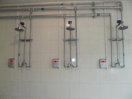 大连IC卡淋浴节水器沈阳浴室刷卡节水器北京IC卡水控器