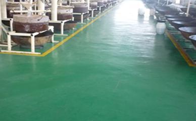 青岛最具实力生产金刚砂耐磨材料的企业