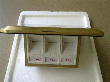 供应TCL地插|TCL网络地插|TCL模块|TCL配线架|TCL跳线