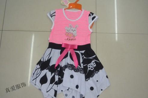 童装批发厂家直销新款童装价格优质童装批发公主裙,王子T恤