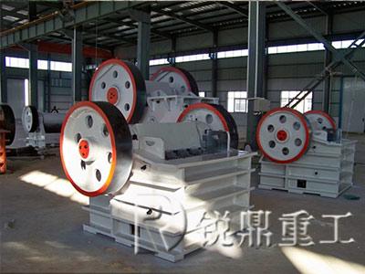 河卵石鄂破生产线,鄂破生产设备