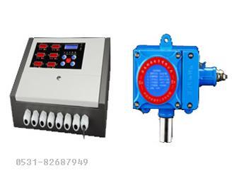 (在线式)氧气泄漏检测仪,氧气O2泄漏报警器