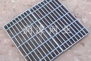 平台钢格栅板,镀锌钢格栅板,热镀锌钢格栅板