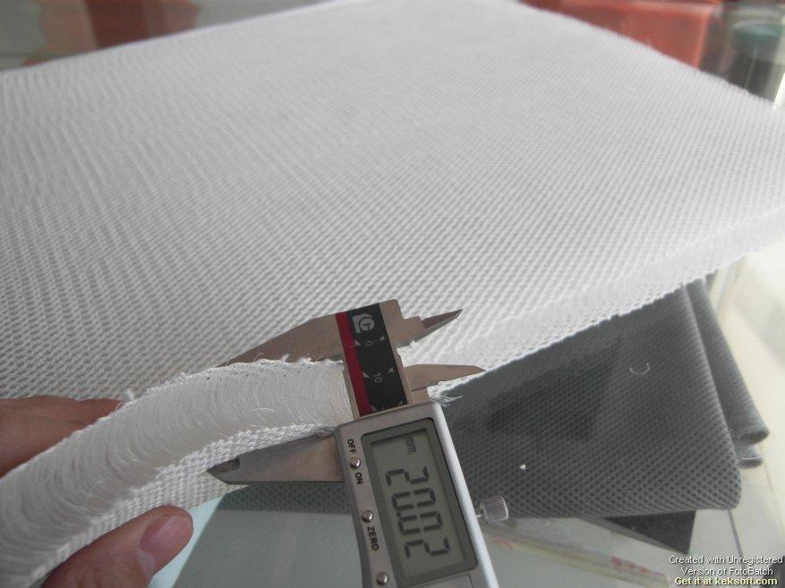 3D床垫材料