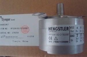 亨士乐编码器RF538192/01300B7(DAA633K7)