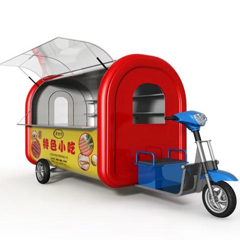 小吃车|早餐车厂家直销|多功能小吃车|无烟烧烤车