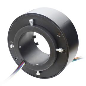 过孔式滑环 孔径120MM导电滑环 30A电滑环
