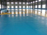 潍坊环氧地坪漆工作间的新型地面精准用量