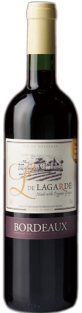 莱嘉德堡干红葡萄酒