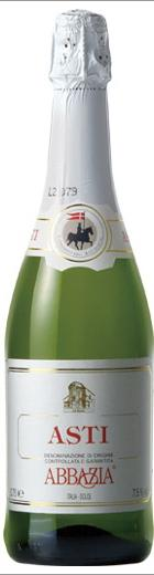 阿斯蒂帕西亚起泡甜白葡萄酒