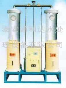 锅炉软水器ZFL-4T/h山东地区专业生产水处理设备