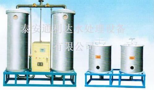 锅炉软水器交换树脂保存办法及适宜温度