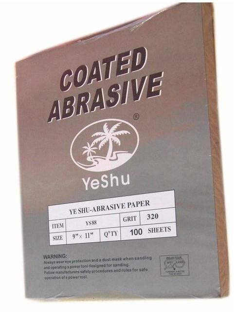椰树磨料磨具厂直供椰树牌砂纸