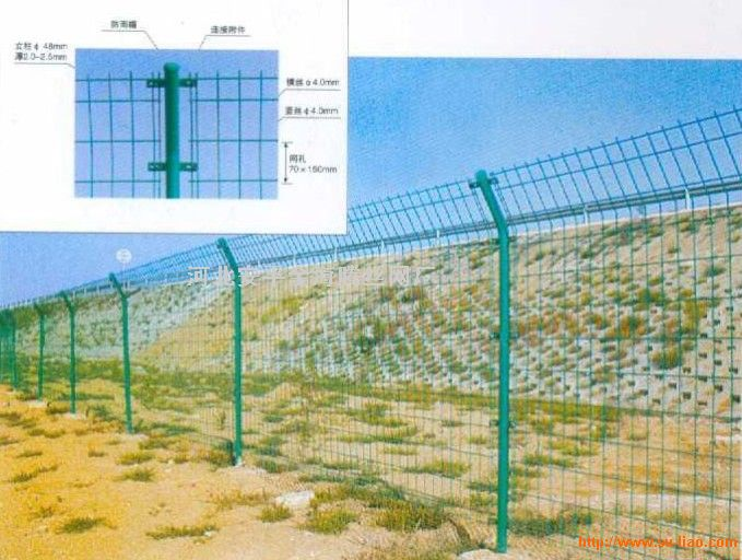 双边丝护栏网,双边丝隔离栅,双边丝防护网,双边丝隔离网