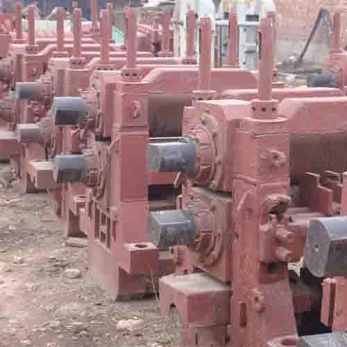 河北省常安轧钢设备调剂中心的形象照片