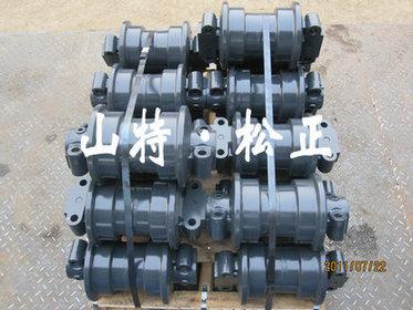 济宁小松挖掘机配件pc200-7 全车配件易损件:引导轮 支重轮