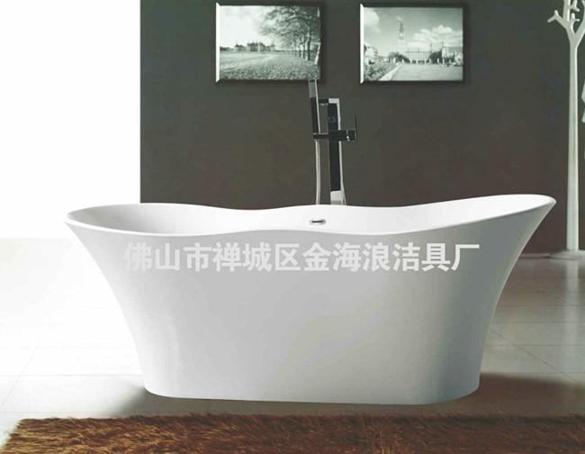 供应佛山人造石浴缸
