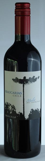 南美杉梅洛红葡萄