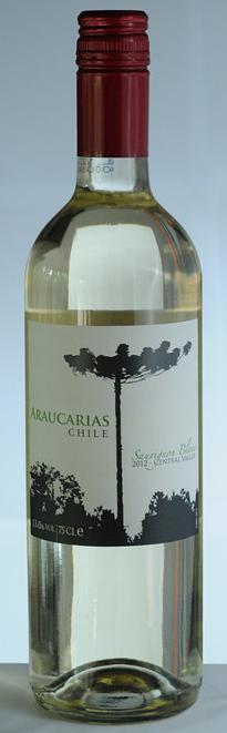 南美杉长相思白葡萄酒