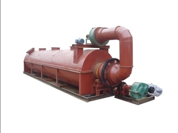 减排环境保护脱硫石膏烘干机应用于市场