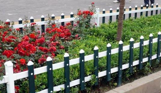 PVC塑钢护栏围栏